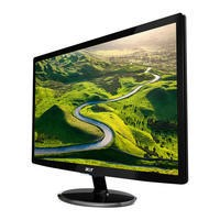 Refurbished ACER S242HLDBID Full HD HDMI VGA DVI 24 Inch LED Monitor