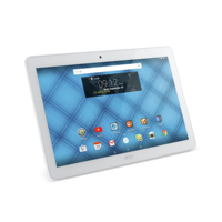 "Refurbished Acer Iconia One 10.1"" 16GB Tablet in White"