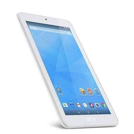 "Refurbished Acer Iconia B1-770 7"" 16GB  Tablet in White"