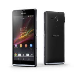 Sony Xperia SP 8GB Black Sim Free Mobile Phone