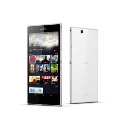 Sony Xperia Z Ultra 16GB White Sim Free Mobile Phone
