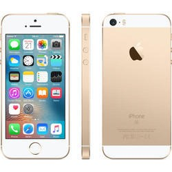 "Apple iPhone SE Gold 4"" 16GB 4G Unlocked & SIM Free"