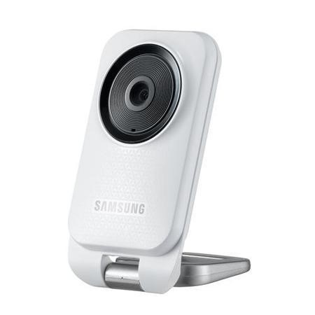 GRADE A1 - Samsung Smart Home Full HD 1080p Indoor Pet/Baby Monitor with Two-Way Audio