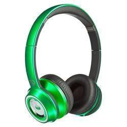 Monster Candy Green NTune On-Ear Headphones