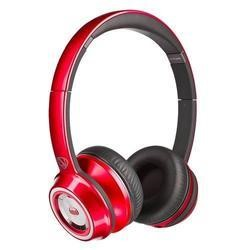 Monster NTune Candy Red On-Ear Headphones