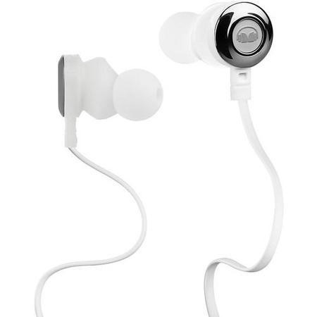 Monster Clarity HD In-Ear Definition Headphones - White