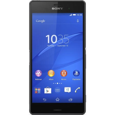 Sony Xperia Z3 Black 16GB Unlocked & SIM Free