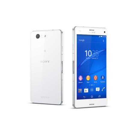 Sony Xperia Z3 Compact Sim Free Android - White