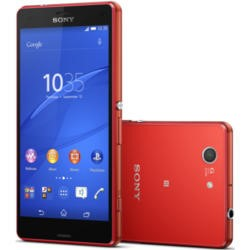 Sony Xperia Z3 Compact Sim Free Android - Orange