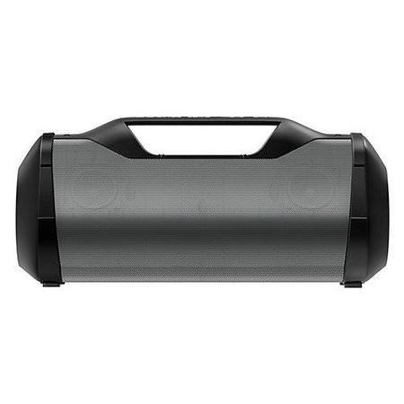 Monster Blaster Bluetooth Boom Box - Black and Grey