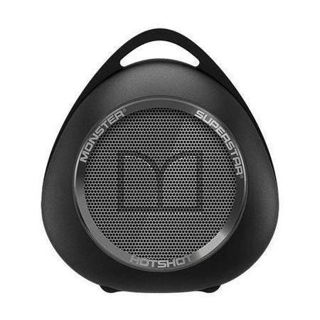 Monster SuperStar Bluetooth Speaker - Black with Black Platinum