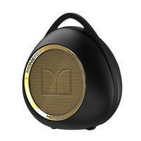 Monster Superstar Hotshot Bluetooth Speaker - Black/Gold