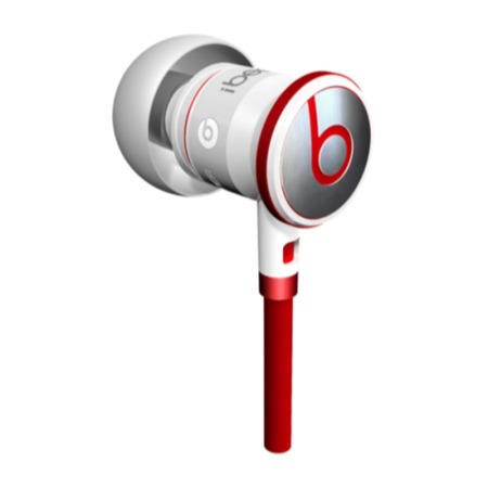 iBeats In-Ear Headphones by Dr. Dre - White