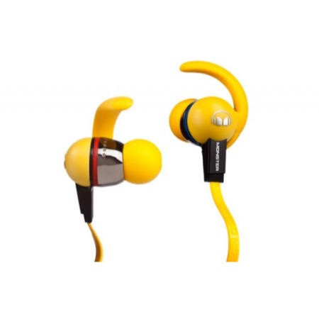 Monster iSport Livestrong In-Ear Headphones - Yellow