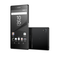 "Sony Xperia Z5 Black 5.2"" 32GB 4G Unlocked & SIM Free"