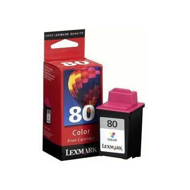 Lexmark Cartridge No. 80 - print cartridge