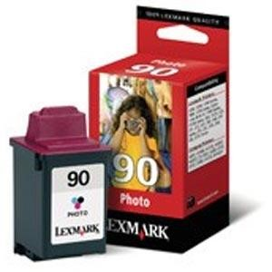 Lexmark print cartridge (photo)