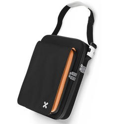 VAX RAVAL Laptop Case Upto 13-15.4in - Black-Orange 1302
