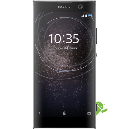 "13121890 Sony Xperia XA2 Black 5.2"" 32GB 4G Unlocked & SIM Free"
