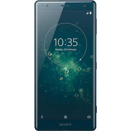 13152044 Sony Xperia XZ2 - Deep Blue
