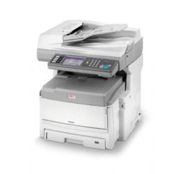 Oki MC851D A3 Colour Laser Printer 22ppm Colour/34ppm Mono-A4