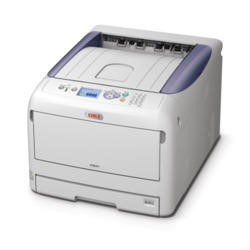 Oki C831N A3 Colour Laser Printer Up to 35ppm Mono A4 Up to 20ppm Mono A3 1200 x 1200 dpi 256MB Memory as Standard 3 Years Warranty