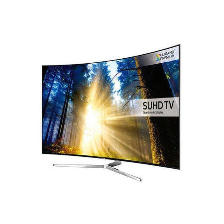 Samsung UE55KS9000 55 Inch Curved SUHD 4K Ultra HD HDR Quantum Dot Smart TV with Freeview HD/Freesat HD & Playstation Now