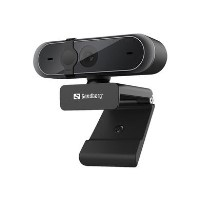 Sandberg USB 1080P Webcam Pro with 5 Year Warranty