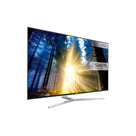 Samsung UE55KS8000 55 Inch SUHD 4K Ultra HD HDR Quantum Dot Smart TV with Freeview HD/Freesat HD & Playstation Now