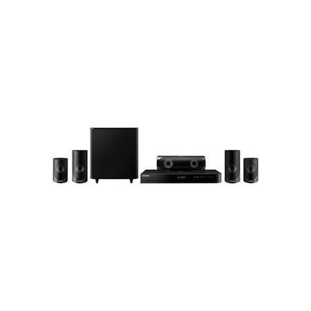 Samsung Home Theatre 1000W  5.1ch  Native Apps  Opera TV  WiFi  Bluetooth - Satellite Speakers New Design