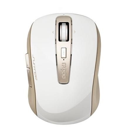 Rapoo 3920P 5GHz Wireless Laser Mouse Gold
