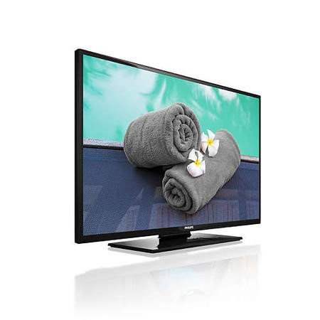 "Philips 49HFL2839T/12 49"" LED HD Commercial TV 1920 x 1080p 330 cd/m2 Brightness"