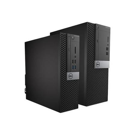 Open Box Dell OptiPlex 5040 Core i5-6500 8GB 128GB SSD DVD-ROM Windows 10 Professional Desktop