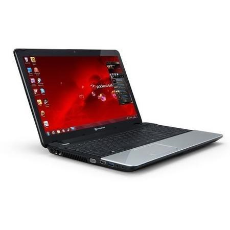 Grade A2 Refurbished Packard Bell TE11 Intel Celeron 8GB 750GB DVDSM Windows 8 Laptop in Black