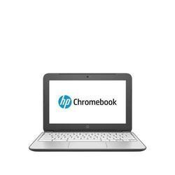 "Refurbished HP 11-2201NA 11.6"" Intel Celeron N2840 2GB 16GB Chrome OS Chromebook in Silver"