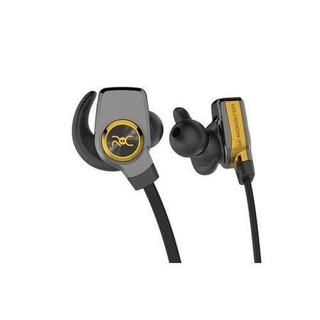 ROC Sport by Monster SuperSlim Wireless In-Ear Headphones