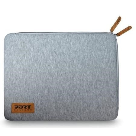 Port Torino Sleeve for 10/-12.5 Inch Laptops in Grey