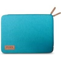 "Port Design Torino Sleeve for 13.3""-14"" Laptops in Turquoise"