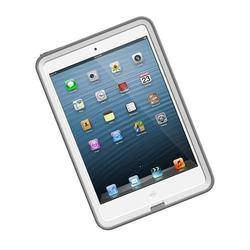 LifeProof Fre Case & Shoulder Strap for the iPad Mini - White/Gray