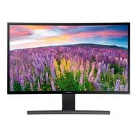 "Samsung LS27E510CS 27"" HDMI Curved Monitor"