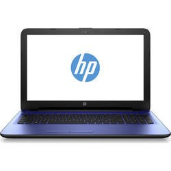 "Refurbished HP 15-af155sa AMD A6-6310 1.8GHz 4GB 1TB DVD-SM Windows 10 15.6"" Blue Laptop"