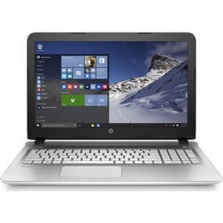 "Refurbished HP 15.6""  Pavillion 15-ab269sa Intel Core i3-5157U 2.5GHz 8GB 1TB DVD-SM Windows 10 Laptop in White"