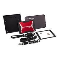 "HyperX Savage 240GB 2.5"" SSD With Upgrade Kit for Laptops"