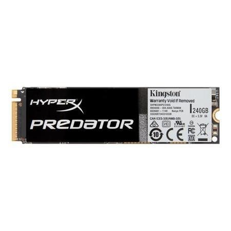 HyperX Predator 240GB M.2 Internal SSD