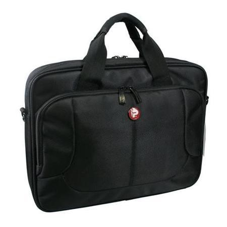 "Port Designs London 14-15.6"" Top Loading Laptop Carry Case - Black"