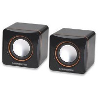 Manhattan 2600 USB Mobile Speakers
