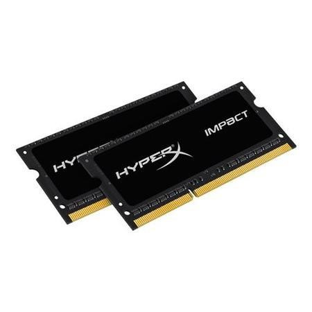 HyperX 16GB 1600MHz DDR3L CL9 Notebook Memory Kit
