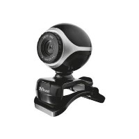 Trust Exis 17003 Webcam with Microphone