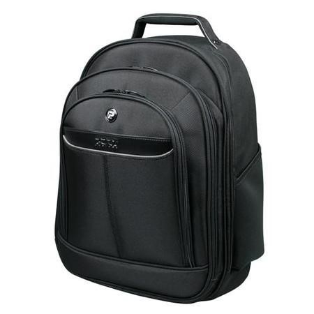 "Port Designs 170204 15.6"" Manhattan II Backpack - Black"