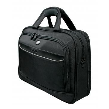 "Port Designs Manhattan II 10-12"" Top Loading Case Black"